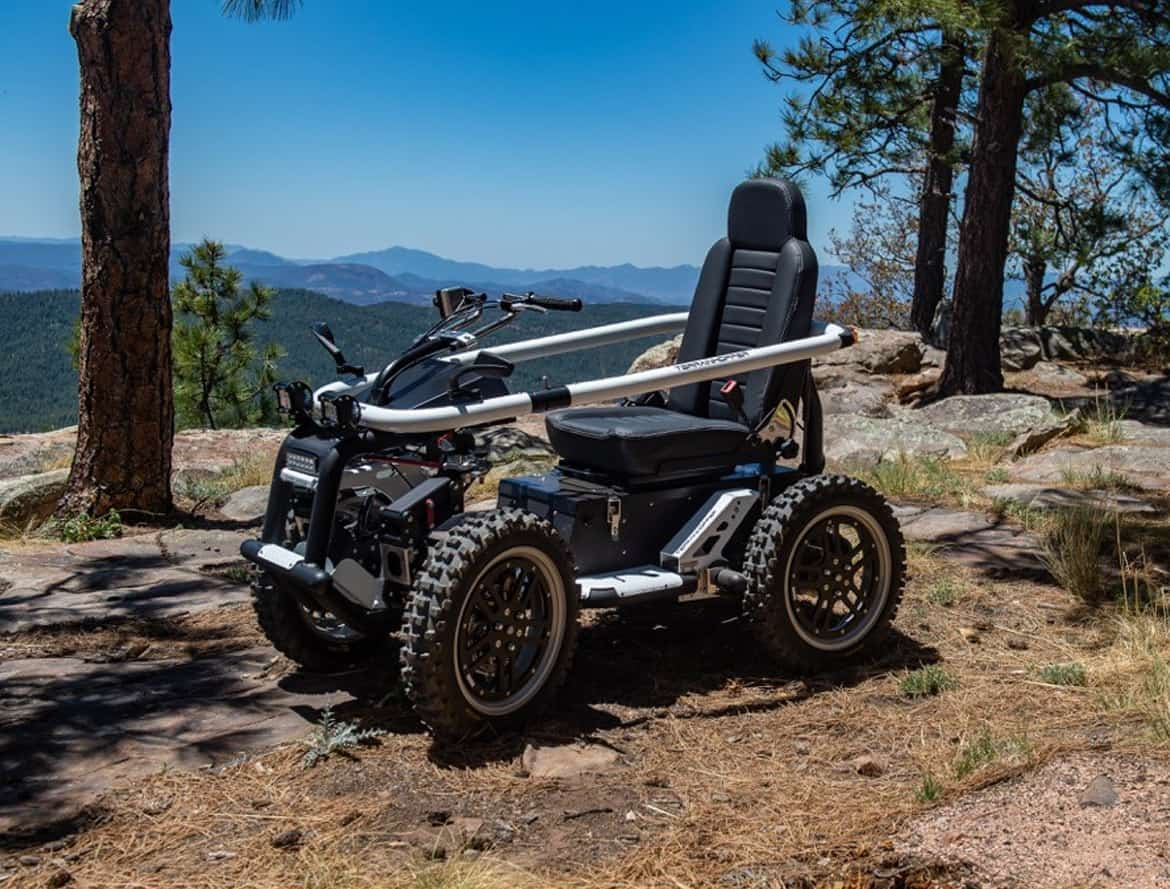 off road mobility terrainhopper - Off-Road Mobility Vehicle OEM Eyes Financing Boost in 2019