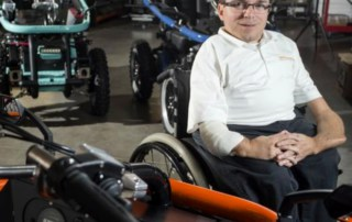 tempe mobility manufacturer changes lives 320x202 - Entrepreneur: Tempe mobility vehicle manufacturer wants to change lives