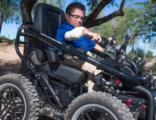 TerrainHopper USA helps mobility challenged forge their own off-road path