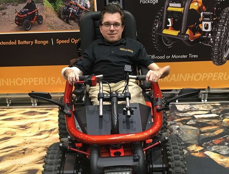 terrainhopper adventure and freedom - TerrainHopper USA: Bringing Adventure and Freedom to People with Disabilities