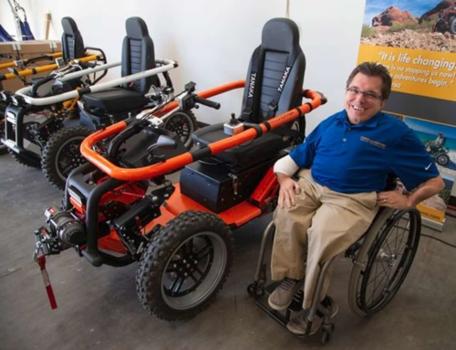 TerrainHopper USA lets the mobility challenged forge their own path