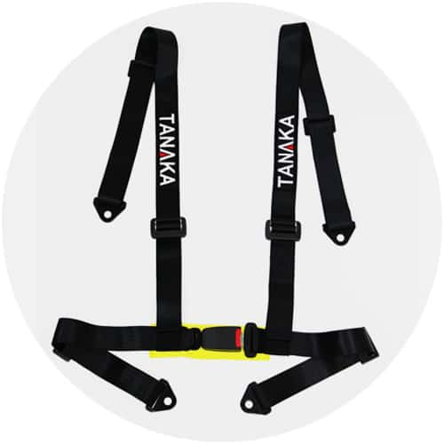 Options: 4 Point Harness