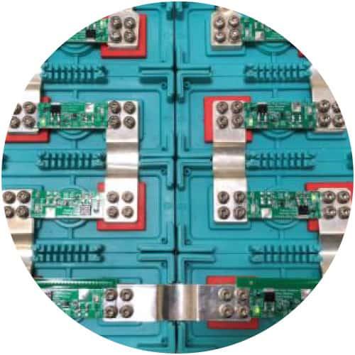 terrainhopper options litium batteries - Options
