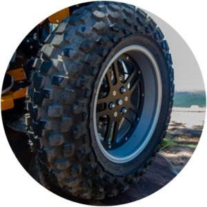 Options: Monster Tires