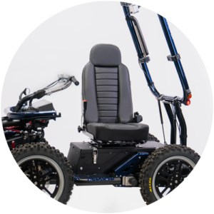 Options: Swivel Seat