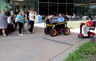 asu blog 320x202 - ASU is the first university in the nation to use all-terrain wheelchair