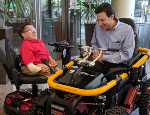 ASU alum paving pathways for people with disabilities
