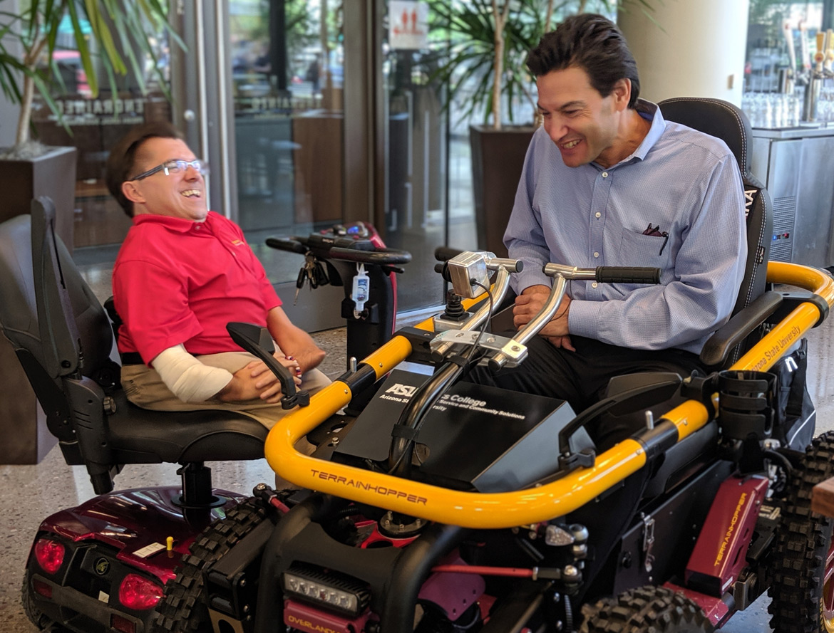 asu blog2 - ASU alum paving pathways for people with disabilities