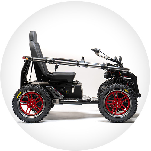 terrainhopper options extended chasis2020 - Options