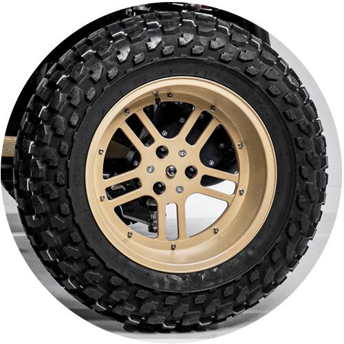 terrainhopper options monster tires2020 - Options