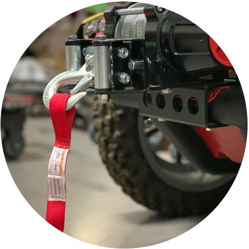 terrainhopper options winch2020 - Options