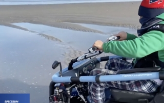 spectrum blog 320x202 - People with Disabilities Experience Independent Mobility for the First Time