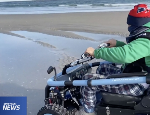 People with Disabilities Experience Independent Mobility for the First Time